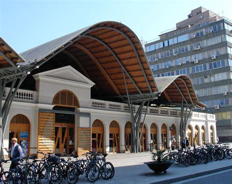 Santa Caterina Market   Barcelona Home