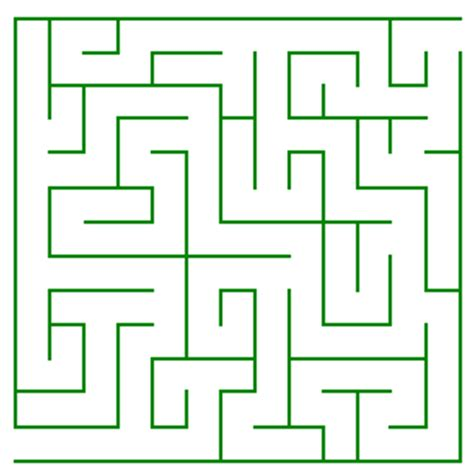 maze template crafts mazes