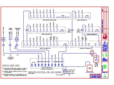 electrical drawing for autocad the wiring diagram