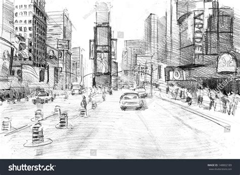 Sketches New And by Pencil Drawings Pencil Drawings New York