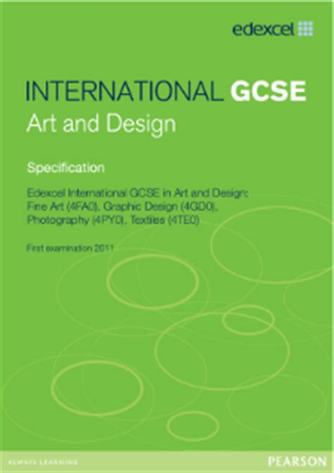 art design edexcel edexcel international gcse art design pearson