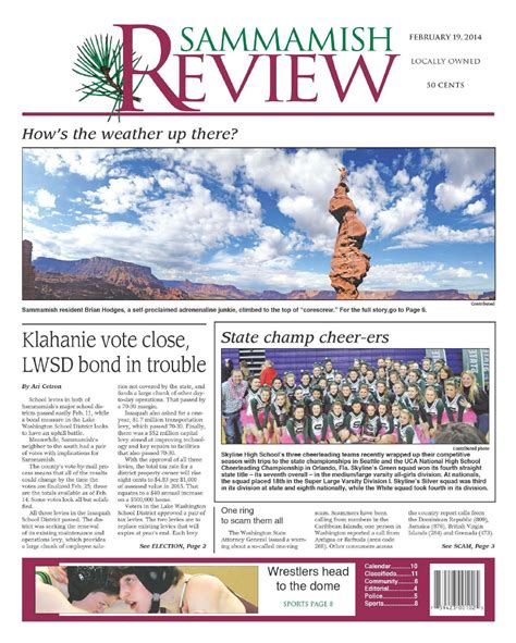 ancestral footprints the issaquah press news sports sammamishreview2192014 by the issaquah press issuu