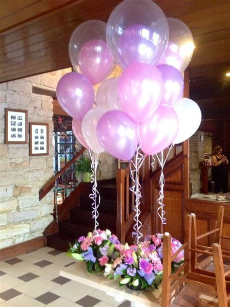 48 best images about Christening Balloon Ideas on