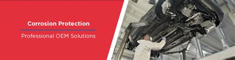 Corrosion In Systems For Storage And Transportation oem manufacturer automotive corrosion protection