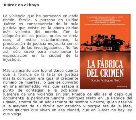 libro la langue des mdias la f 225 brica del crimen lee la rese 241 a completa en la secci 243 n rese 241 a de libros de nuestra p 225 gina