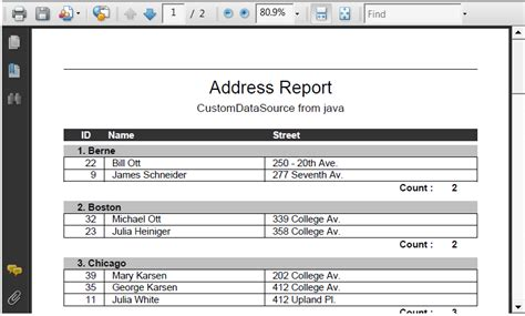 design jasper report using ireport zk zk component reference diagrams and reports