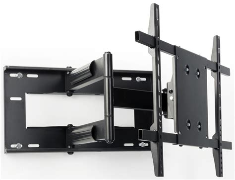 swinging wall mount swing away tv mount articulating wall bracket