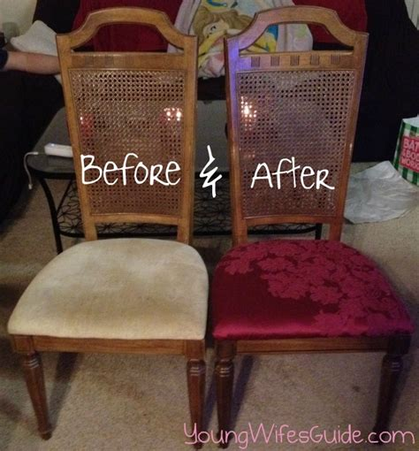 recovering an armchair recover old chairs for less than 5 young wife s guide
