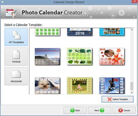 Calendar Creator Photo Calendar Creator
