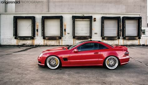 Wheels Drop Mercedes Sl 55 Image Gallery 2008 Sl55 Amg