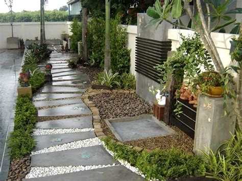 Diy Garden Landscaping Ideas 17 Garden Path Ideas Great Ways To Create A Garden Walkway