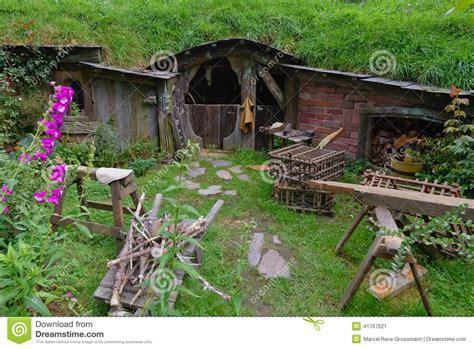 hobbit haus thüringen hobbit haus redaktionelles foto bild bauernhof dorf