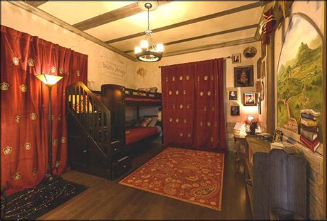 hogwarts bedroom ideas decorating theme bedrooms maries manor harry potter