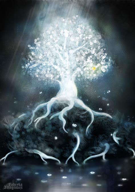 whit tree white tree by fabrykaimaginacji on deviantart