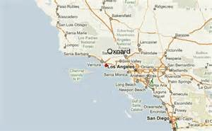 oxnard california map oxnard location guide