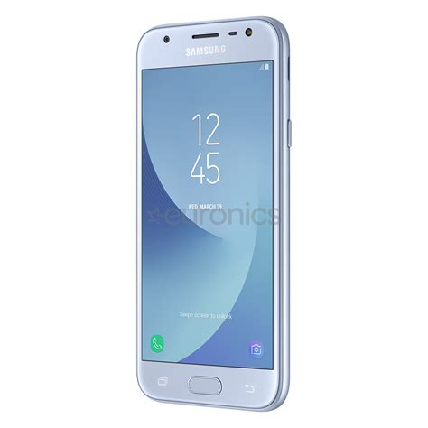 A Samsung Galaxy J3 Smartphone Samsung Galaxy J3 2017 Dual Sim Sm J330fzsdseb