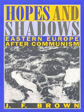libro after europe hopes and shadows eastern europe after communism perspectives on the past and present ebook