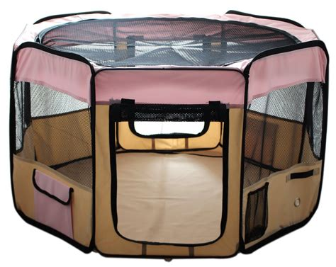 leaving puppy in playpen while at work esk collection pet puppy playpen dogluxurybeds