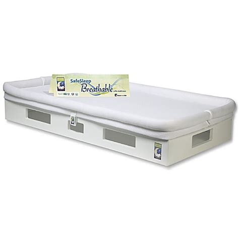 Secure Beginnings Safesleep Breathable Crib Mattress In Breathable Crib Mattress Reviews