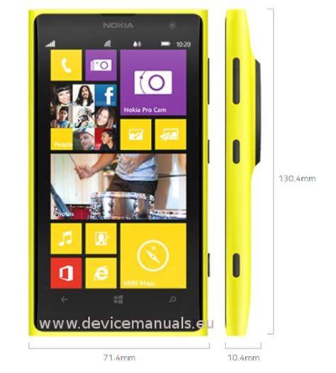 Nokia Lumia Kamera 8mp nokia lumia 1020 das beste kamera smartphone benutzerhandbuch devicemanuals