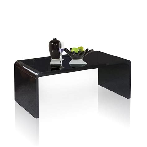 toscana coffee table in high gloss black 15329 furniture in