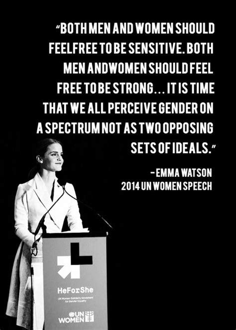 emma watson feminism speech he for she emma watson tumblr