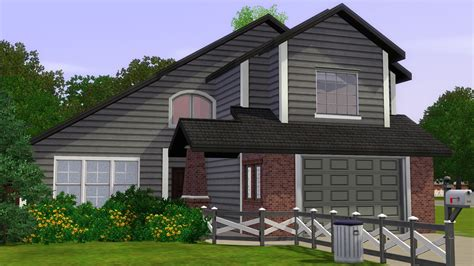 5 Bedroom Log Home Floor Plans mod the sims medium sized suburban home