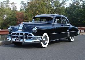 Vintage Pontiac 1950 Pontiac Silver Streak Classic Cars