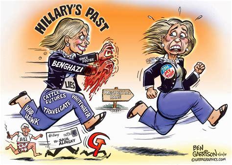 hillary political cartoons shooting sports forum official clinton cartoon thread