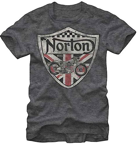 Tshirt Norton Motorcycle the silodrome selection