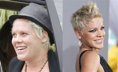 celeb before and after pics celebs before and after makeup 51 pics picture 11