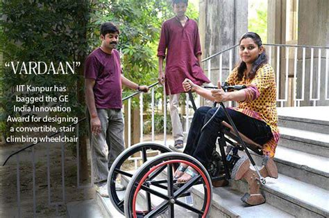 stair climber chair india the enablist iit kanpur designs convertible stair