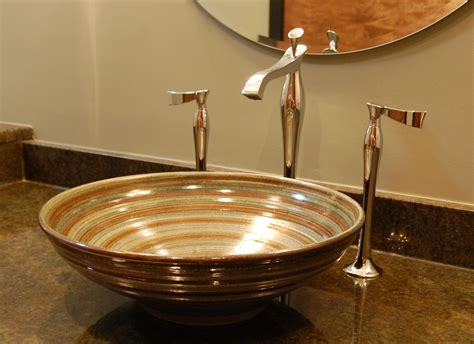 Bowl Sinks For Bathroom by Bathroom Bathroom Sinks Glass Bowls Bathroom Sink Bowls