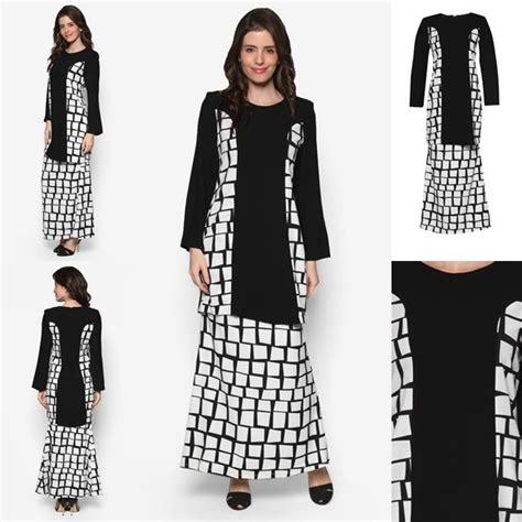 Kebaya Fatima Kotak Black 93 best fesyen trend terkini images on kebaya kebayas and baju kurung moden 2017