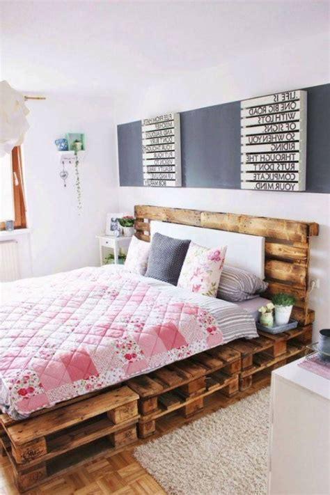 Wie Baue Ich Ein Bett Aus Paletten by ᐅᐅ Palettenbett Selber Bauen Europaletten Bett Diy