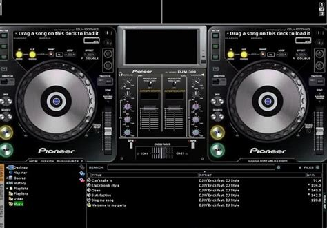 virtual dj software free download full version 2012 for xp dj free version 2012 with play games free download