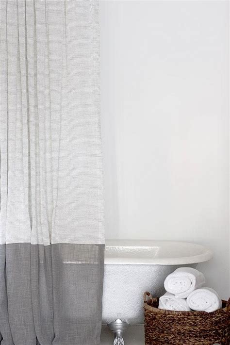 extra long grey shower curtain grey and white extra long fabric shower curtain with large