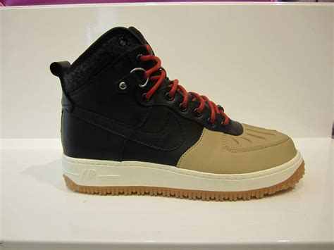nike duck boots nike air 1 duck boot fall winter 2011 sole collector