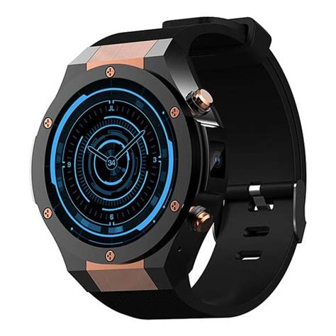 Microwear H2 3g Smartwatch Smart Android 1gb 16gb Zeblaze Lemfo h2 mtk6580 smart gold