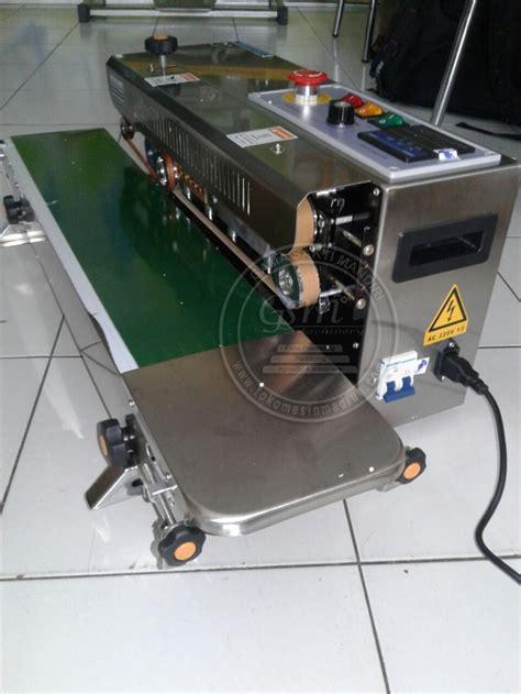 Mesin Packaging Otomatis jual mesin pengemas plastik otomatis toko mesin madiun