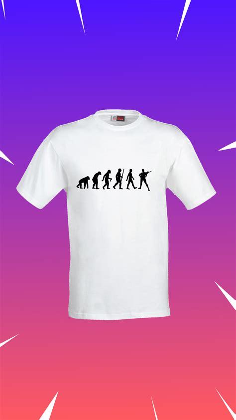 Tshirt Nike Evolution 01 fortnite evolution premium shirt evolution