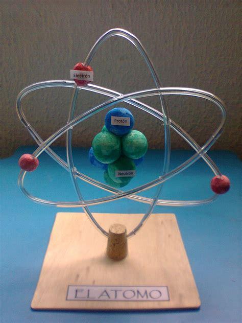 como construir una maqueta de un atomo de aluminio maquetas y arte