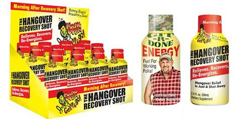 git r done energy drink ingredients git r done energy and hangover recovery franchise