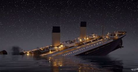 film titanic en arabe video l affondamento del titanic in 2 ore e 40 minuti le