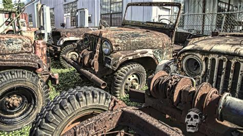 japanese jeep ww2 abandoned ww2 jeeps 2016 amazing abandoned
