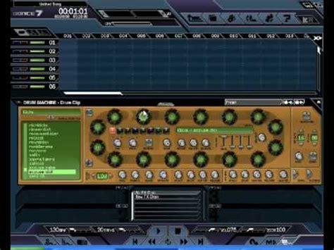 tutorial drum programming ejay dance 7 hip hop 6 techno 5 drum programming