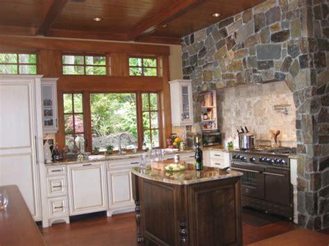 lake house kitchen portfolio interior designer seattle
