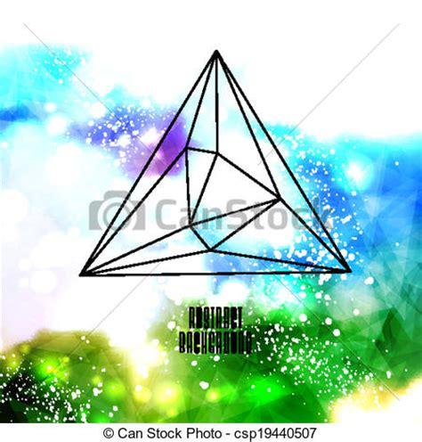 imagenes hipster triangulo vector clip art de hecho hipster tri 225 ngulos plano de