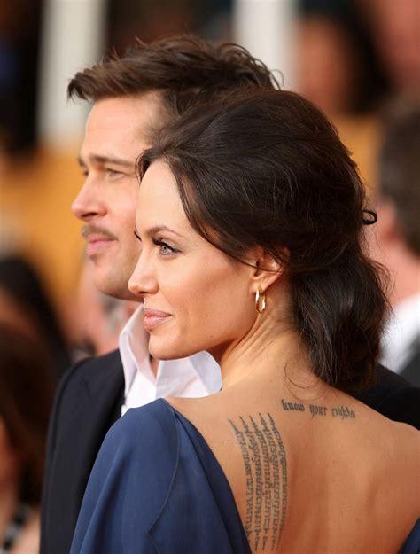 angelina jolie x tattoo best tattoo parlours in toronto vv magazine