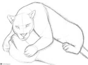 How To Draw A Jaguar How To Draw A Jaguar Finalprodigy